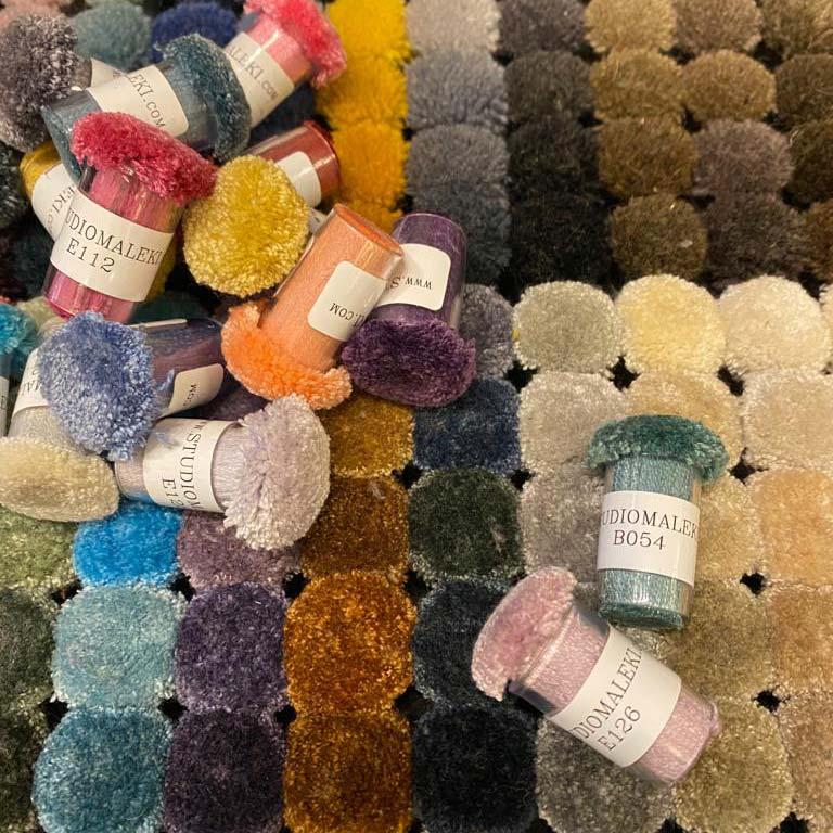 Maleki's colors